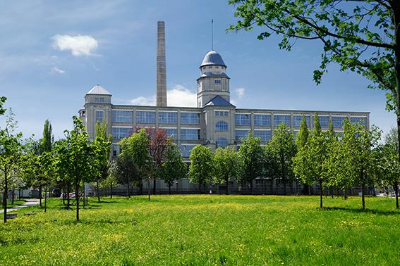 Bild Glaspalast Augsburg